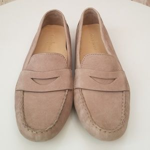 Cole Hann Tan Leather Penny Loafer Size 9.5